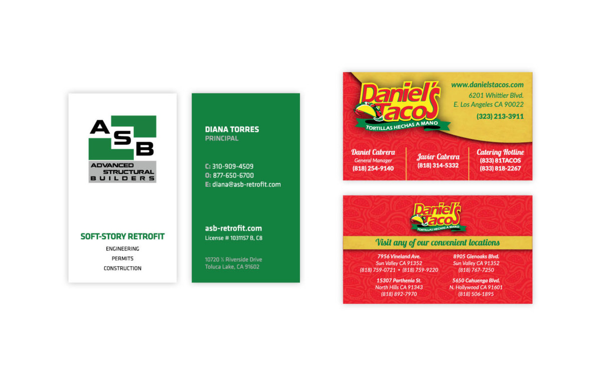 Business Cards New Jnk Services