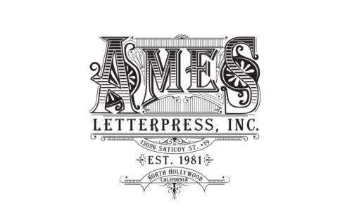 AMES Letterpress