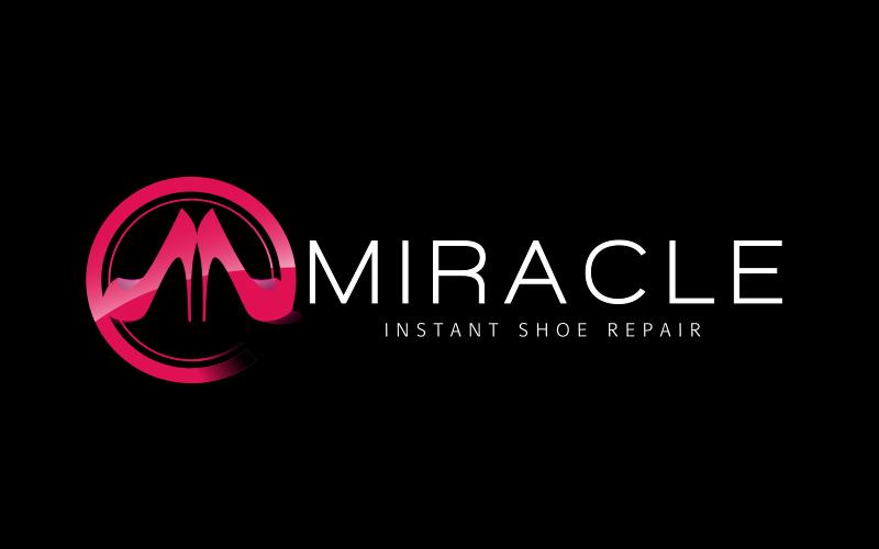 Miracle Shoe Repair Logo