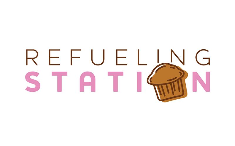 Refueling Station Logo