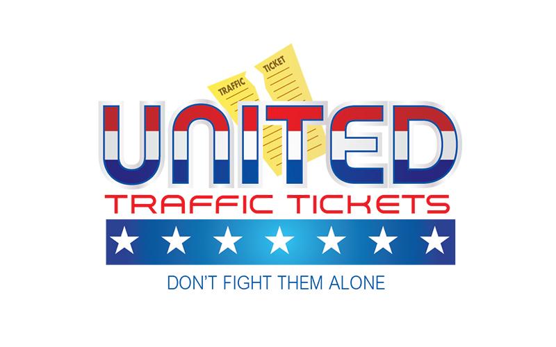 United Traffic Tickets Logo