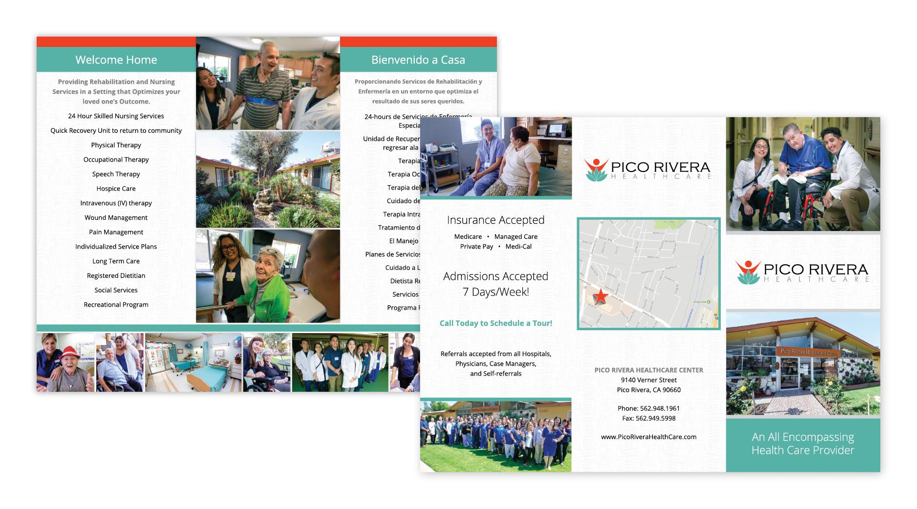 Pico Rivera Healthcare | Brochure