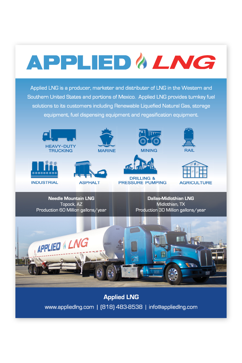 Applied LNG | Flyer