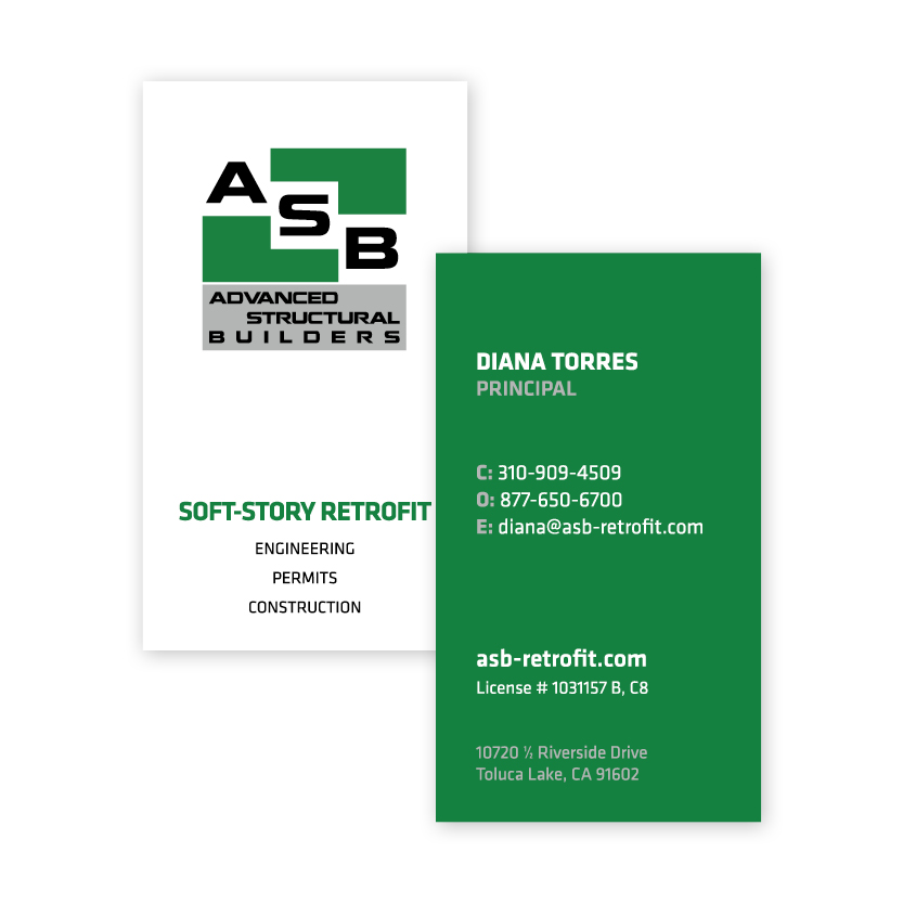 ASB | Business Card