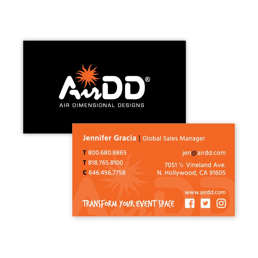 AirDD | Business Card