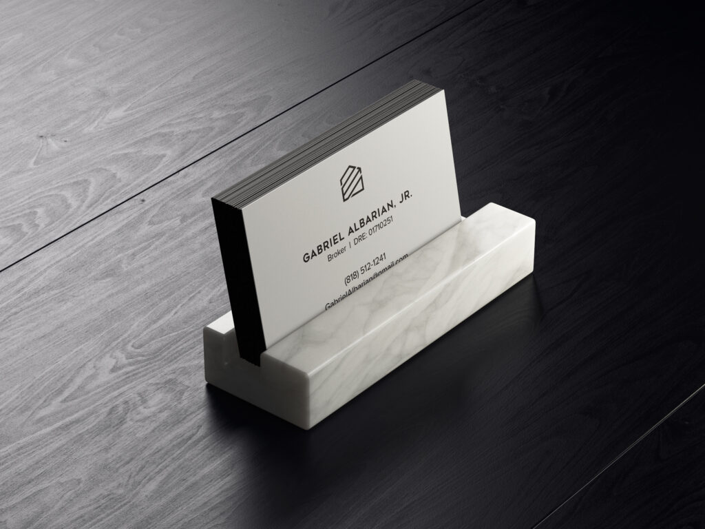 Elevate Real Estate | Business Card