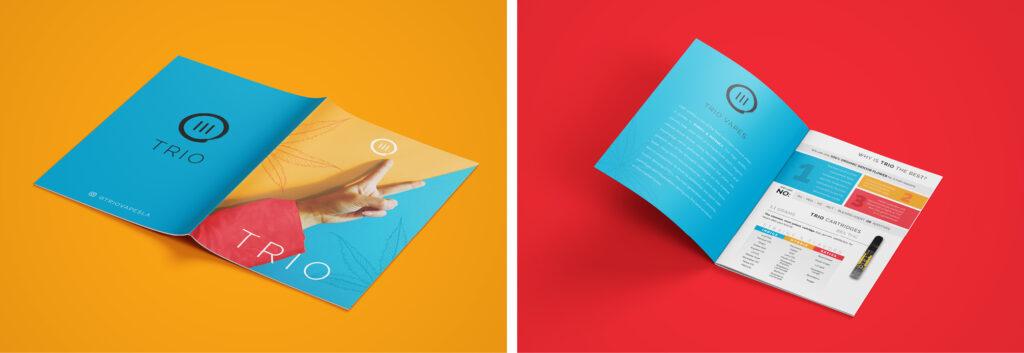 TRIO | Booklet