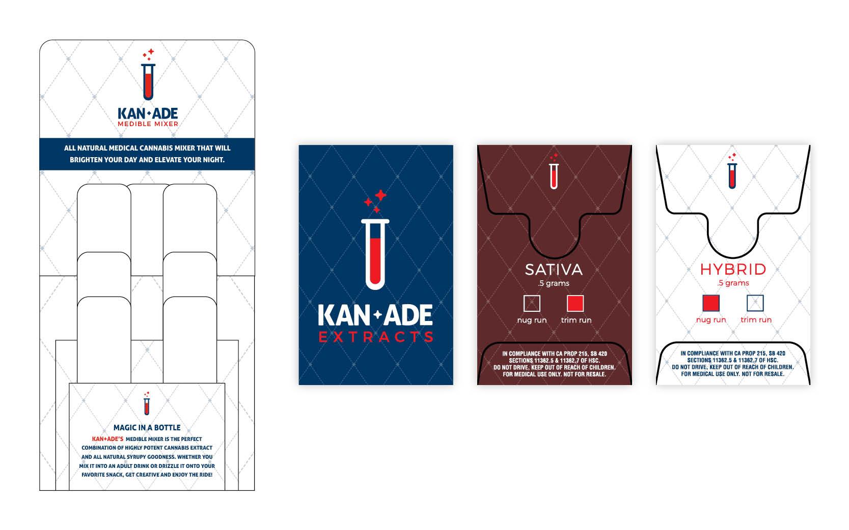Kan-Ade | Packaging