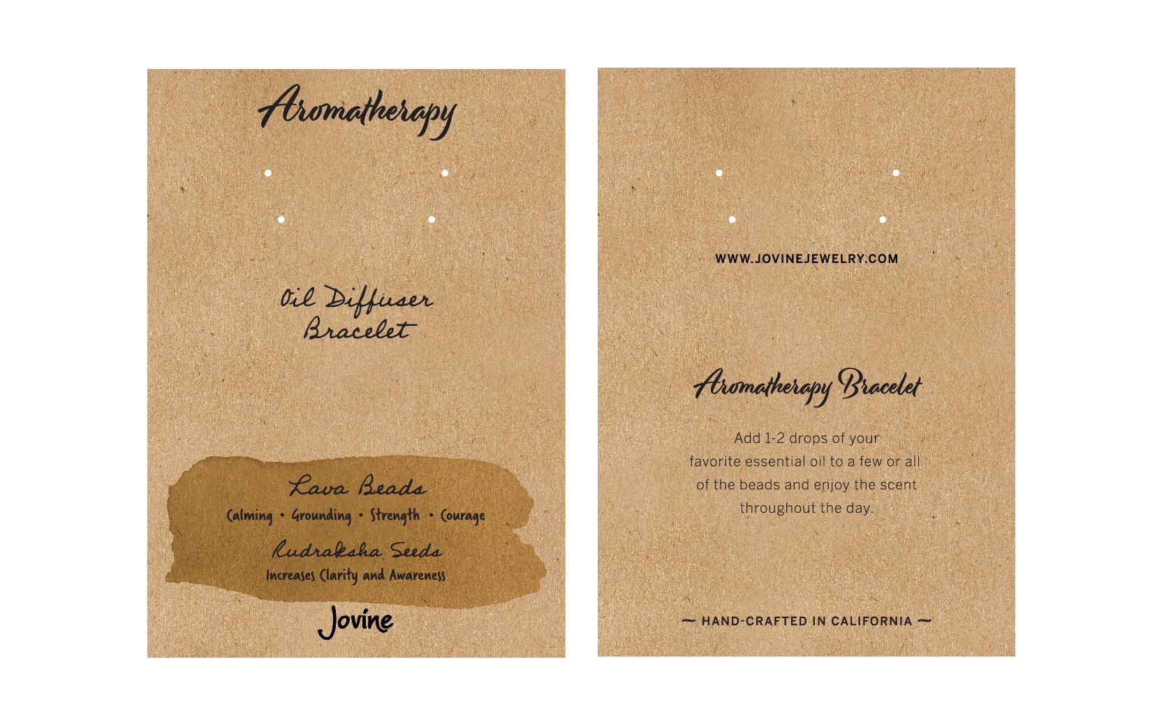 Jovine Jewelry | Packagaing