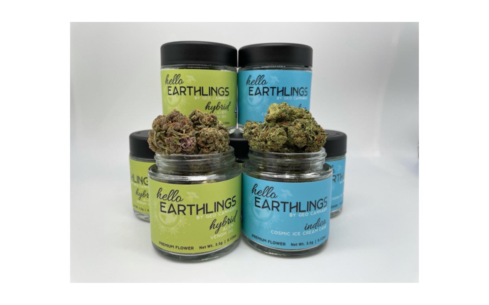 Hello Earthlings | Packaging