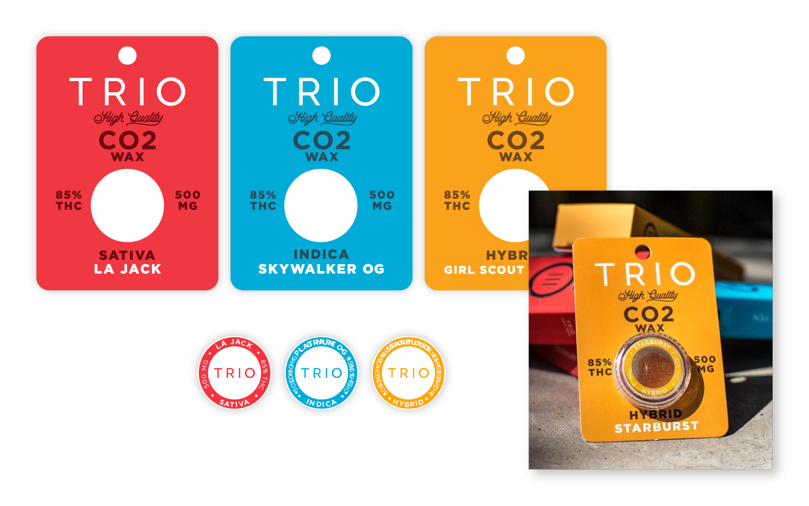 TRIO | Packaging