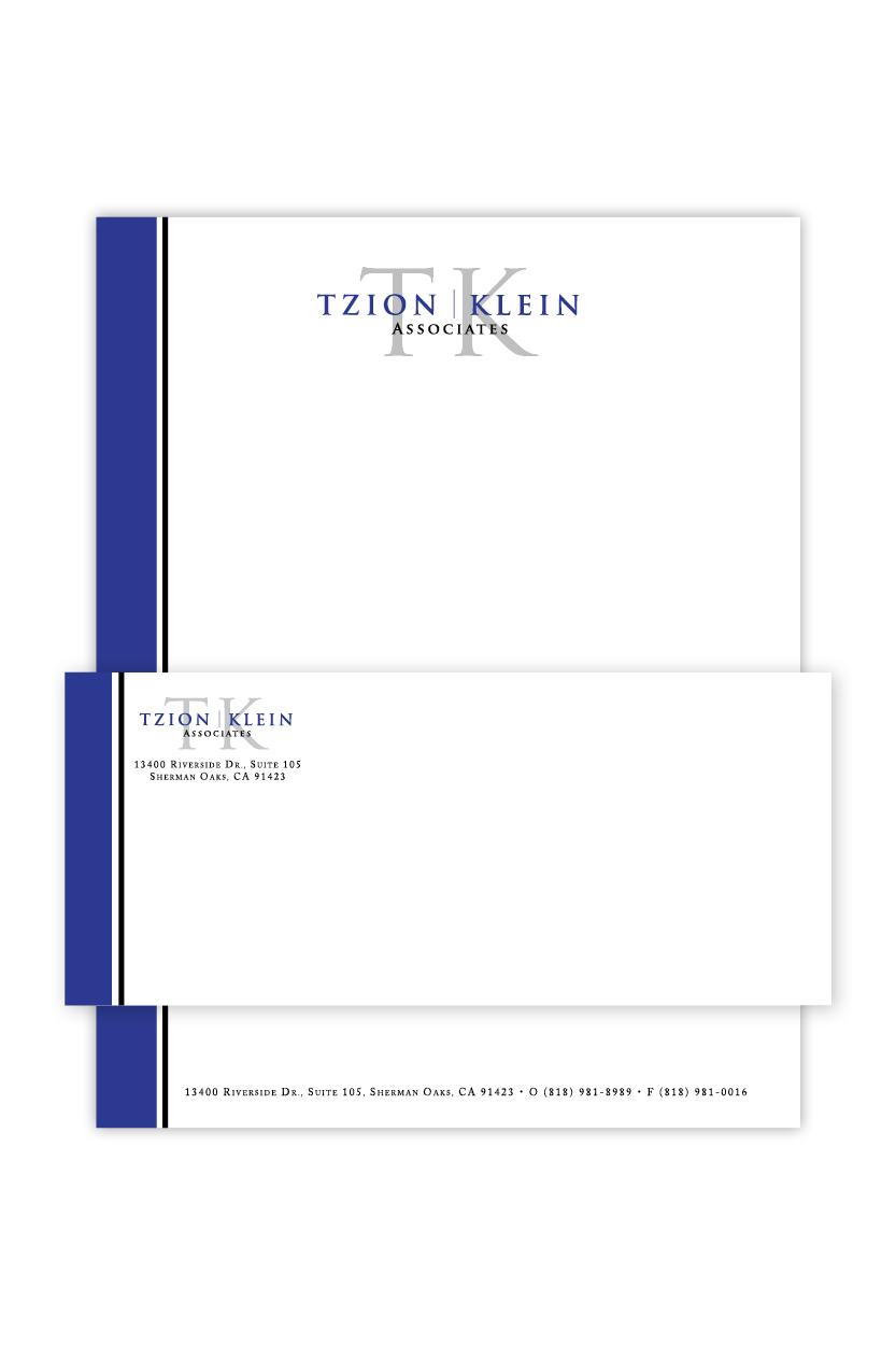 TK Associates | Stationery