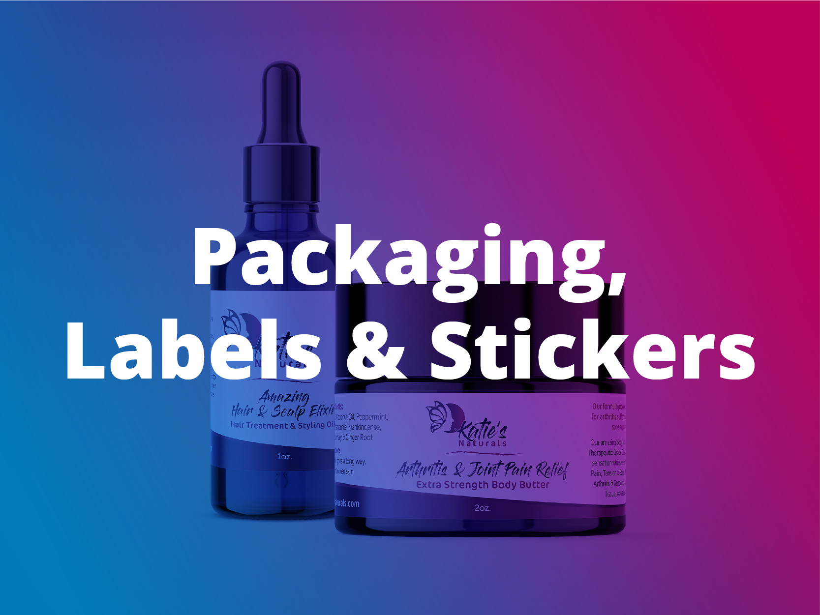 Packaging, Labels & Stickers