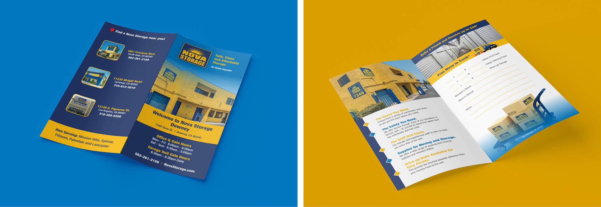 Nova Storage | Brochure