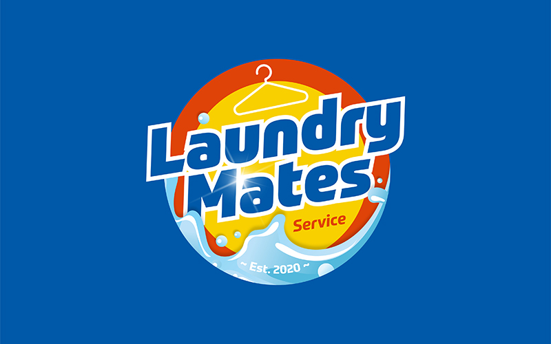 Laundry Mates Logo