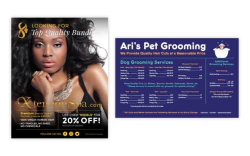 Xtension Spa | Ari's Pet Grooming